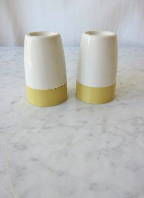 Mid Century Retro Tupperware 2 Egg Cups