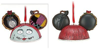 Disney, Sally Ear Hat Ornament, Nightmare Before Christmas. Retired. New w tags.