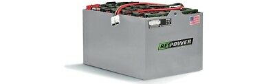 18-85-25 Repower Reconditioned Forklift Battery - 36v
