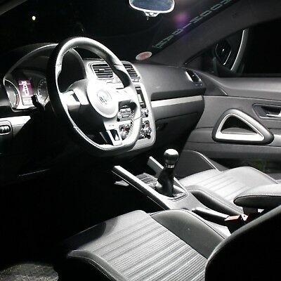 OPEL ASTRA J GTC OPC - Interior Lights Package Kit - 11 LED - white ...