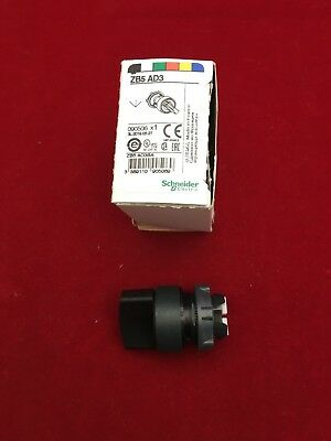 Schneider 3 Position Selector Switch Head ZB5AD3