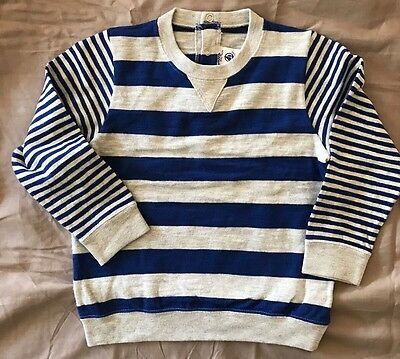 Pull Sweat Petit Bateau Taille 3 Ans Comme Neuf