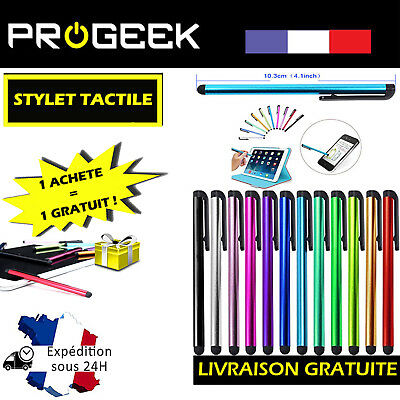 Stylet écran tactile tablette smartphone iPad iPhone Samsung Galaxy tab Android