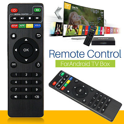 Android Quad Core Smart TV BOX Remote Control For MXQ M8 M8S KODI XBMC