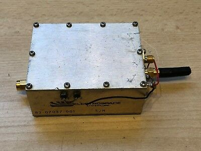 Electrospace Microwave RF Amplifier 82-07041-001 (D1)