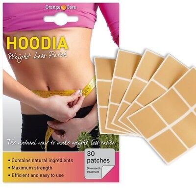Weight Loss Patch Нооdiа Trans-dermal 30 Slimming Patches Appetite Suppressant