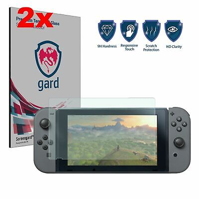 Nintendo Switch 2 Console PREMIUM TEMPERED GLASS 2 Pack Screen Protector Cover