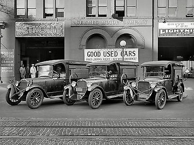 1924 Dodge Brothers Delivery Truck Dealership  8 x 10 Photograph