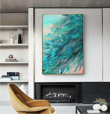 YA763# 100% Hand-painted Abstract oil painting Modern Wall Decoration Art Canvas