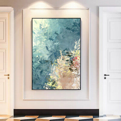 YA765#  Modern hand painted Abstract oil painting Wall Decoration Art Canvas