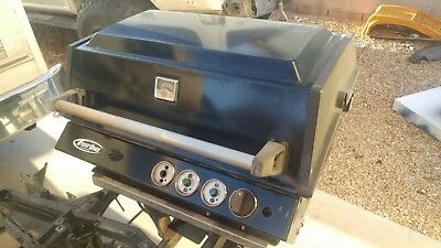 Turbo By Barbeques Galore Built In Bbq Unit 4 Burner Gas Grill