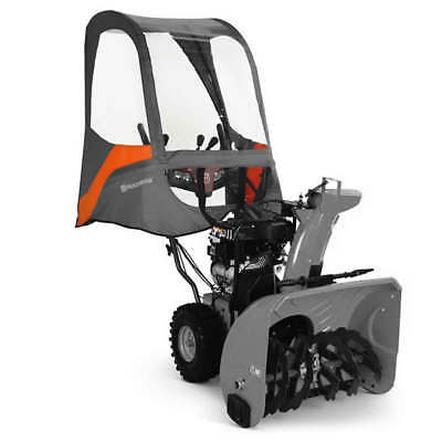 Husqvarna Two-Stage Snow Blower Cab