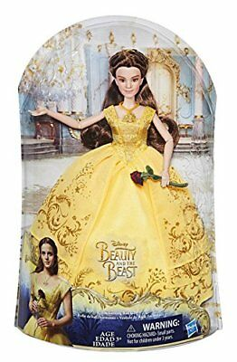 Disney Princess Beauty and the Beast Belle Enchanting Ball Gown Girls Toy Doll