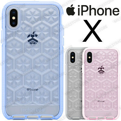 online retailer e71ae 4a329 NEW BOXED - Tech21 Evo Gem Lightweight Schockproof Cover Case for Apple  iPhone X
