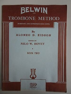 Belwin Trombone Method, Buch II