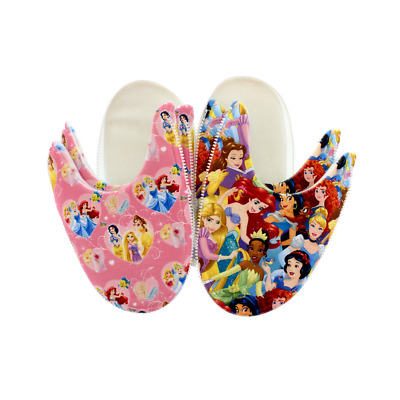 Disney and Pixar OFFICIALLY LICENSED Interchangeable Mix-N-Match Zlipperz