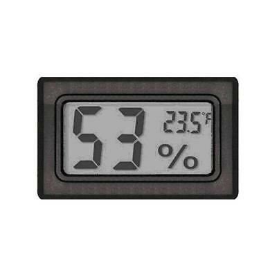 Digital Mini Instant-Read Temperature (Fahrenheit) & Humidity Gauge Thermometer
