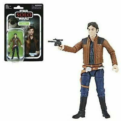 "Star Wars ""The Vintage Collection"" Han Solo 3 3/4-Inch Action Figure"