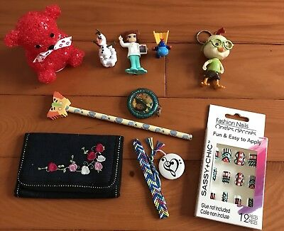 Junk Drawer Lot-Miscellaneous Lot Random Items, For Girls Or Young Girls