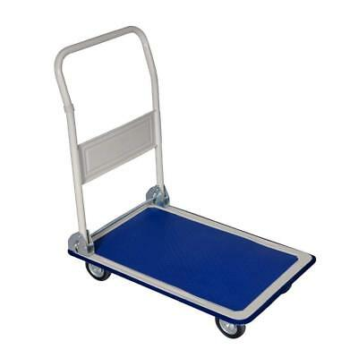 330lbs New Platform Cart Folding Dolly Foldable Warehouse Moving Push Hand Truck