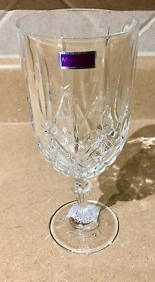 NEW Marquis by Waterford (R) Markham Iced Beverage Glass-Single Glass FREE Ship