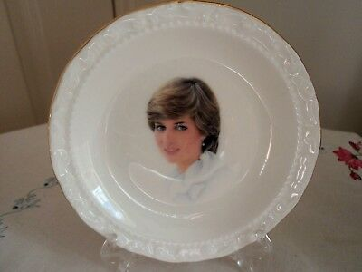 Royal Albert Pin Dish - Lady Diana Spencer marriage 1981