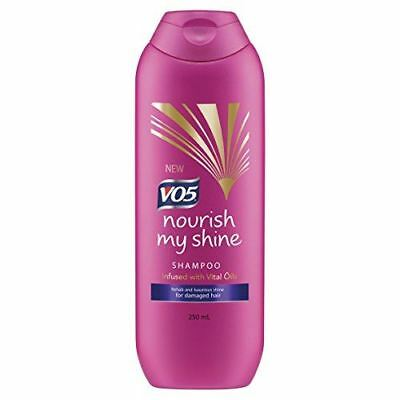 VO5 Nourish My Shine Shampoo 250ml
