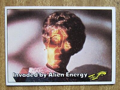 1976 Topps/Scanlens Star Trek Card:  CAPTAIN'S  LOG  ....  #32  +  Free Post