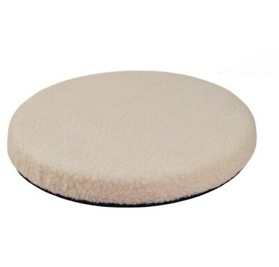 Rotating Padded Swivel Cushion For Car Chair Stool Seat with Fleece Cover