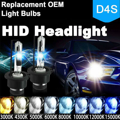x1pc D1S HID Xenon 43K  5K Bulbs Replacement OEM DIRECT FACTORY Philips BMW Audi