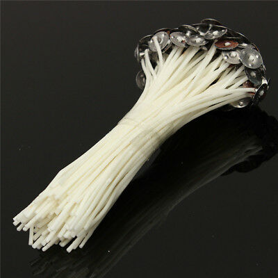 100Pcs/set 140mm Candle Wick With Coreless Candle Wicks Cotton Making Material