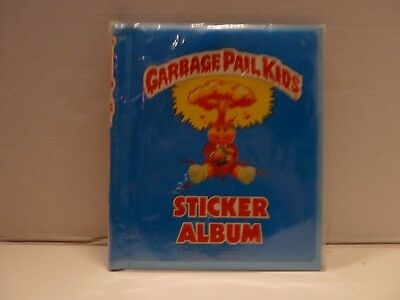 "Garbage Pail Kids ""STICKER ALBUM"" Imperial Toy 12-Stk Pages"