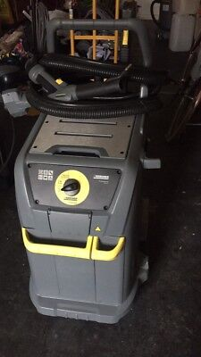 karcher professional steam cleaner & Vacuum SGV 6/5 Commercial Deep Cleaning