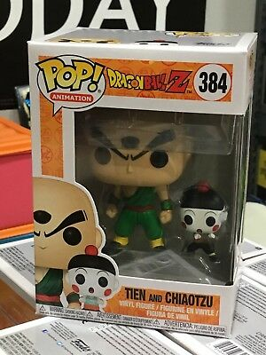 Funko POP! Dragon Ball Z: Tien and Chiaoutzu