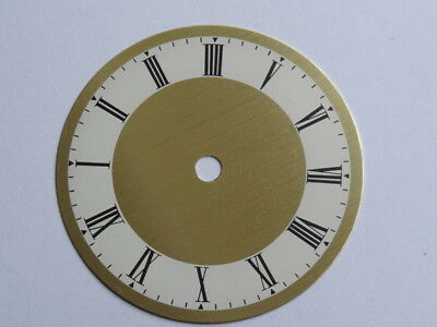 Vintage Replacement Clock Face/Dial (NOS)