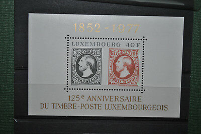 Luxembourg 1977 Y&T BF 10 MNH