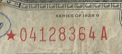 FR. 1508* Series of 1928G Two Dollars ($2) Star United States Note