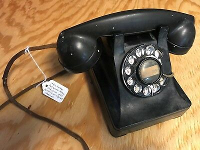 Antique Bell Rotary Phone