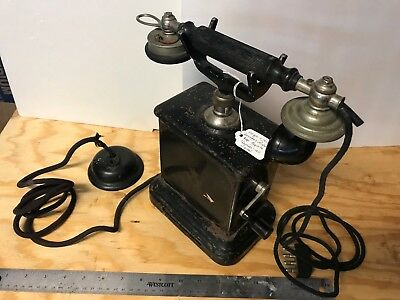 Antique Telephone from Norwegian Postal House