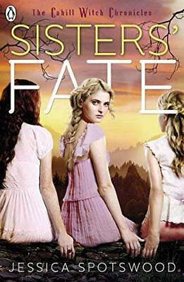Born Wicked: Sisters' Fate by Jessica Spotswood New Paperback / softback Book