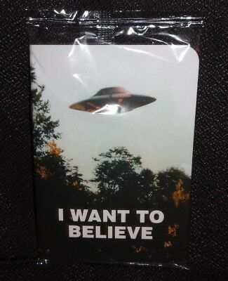 Loot Crate Edition The X-Files Mini Journal
