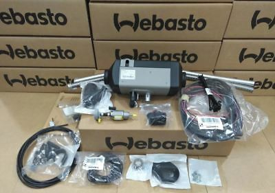 Webasto Air Top 2000 Diesel 12V Air Heater