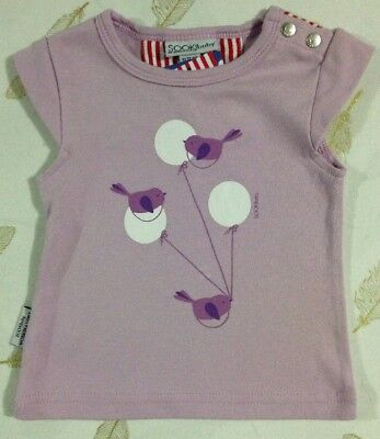 SookiBaby Girls T Shirt Size 00 New