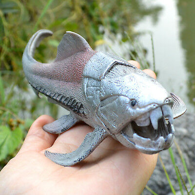 Dinosaurs Dunkleosteus Sea Monster Dino Fish Action Figure Model Kids Toy Gift