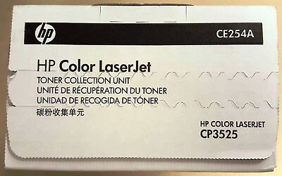 Original HP Color Laserjet CP3525 Toner Collection Unit