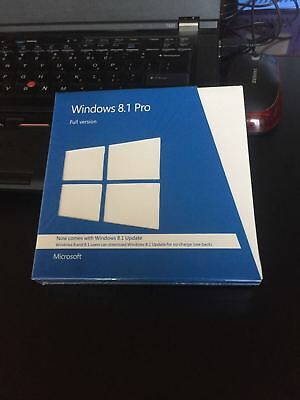 Free Shipping! MICROSOFT WINDOWS 8.1 Professional 32/64 BIT FULL VERSION DVDs