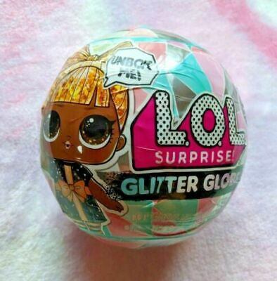 LOL Surprise Bling Holiday Series doll - 7 Surprises - Glam Glitter - Authentic