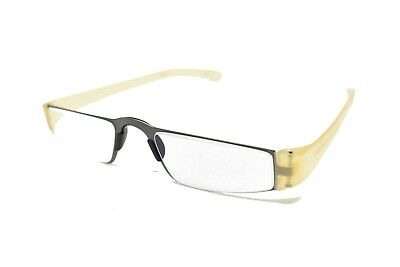 c8b6c9b36 PORSCHE DESIGN +1.00 Reading Glasses Brand New P'8801 K 48-20-150 ...