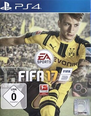FIFA 17 * PS4 * PlayStation * THE WORLD's GAME * OVP * TOP Zustand