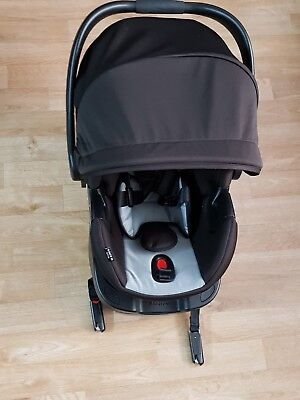 BRITAX B-Safe 35 Elite  Infant Car Seat . Black N Grey Colour